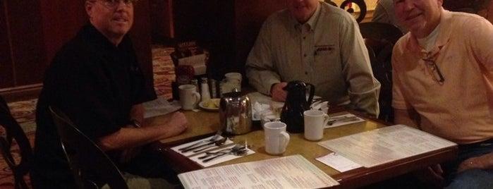 The Cafe At Harrah's is one of Lieux sauvegardés par Dave.
