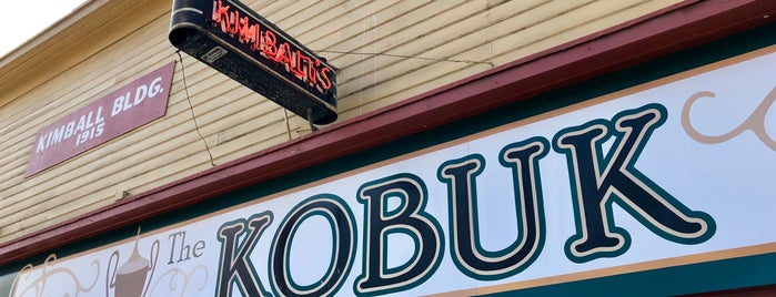The Kobuk is one of Anchorage.