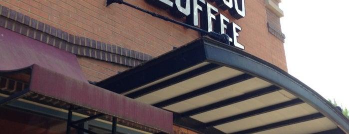 Caribou Coffee is one of Tempat yang Disukai jiresell.