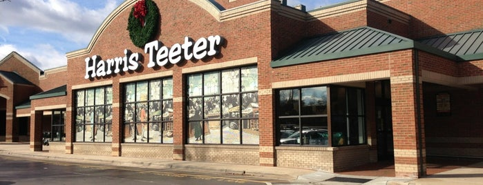 Harris Teeter is one of Posti salvati di Ryan.
