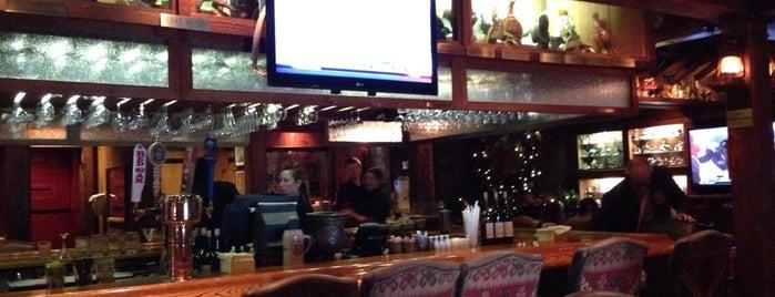 Wild Turkey Bar & Lounge is one of สถานที่ที่ Ryan ถูกใจ.