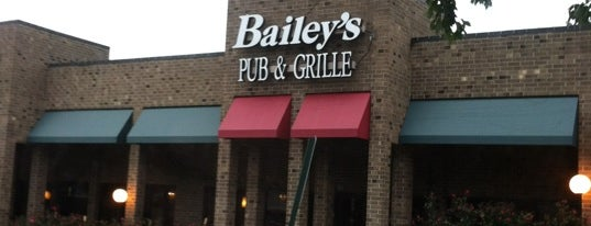 Bailey's is one of Locais salvos de Chris.