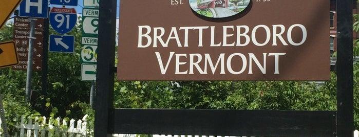 Brattleboro, VT is one of Posti che sono piaciuti a John.