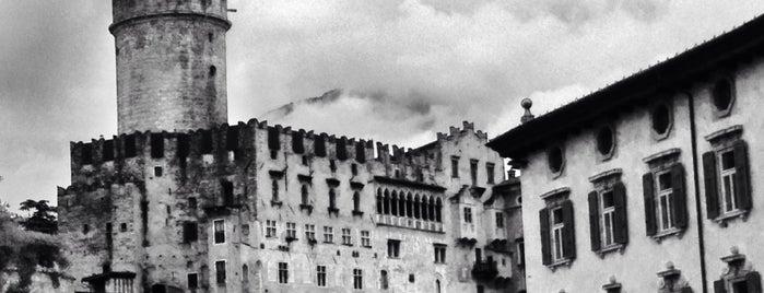 Castello del Buonconsiglio is one of castelli del trentino.