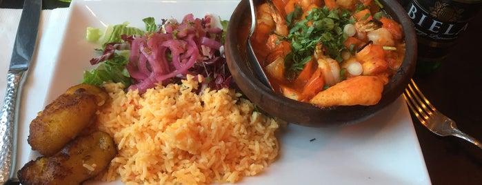 Ñaño Ecuadorian Kitchen is one of Posti che sono piaciuti a Del.