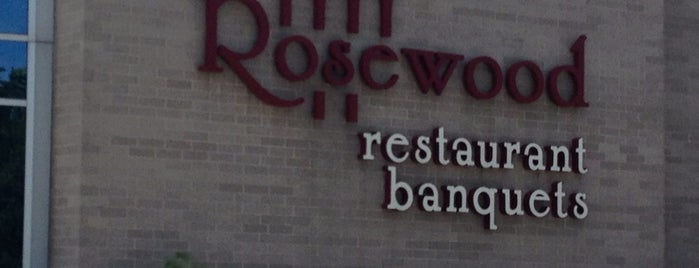 Rosewood Restaurant is one of Chicago Eats.