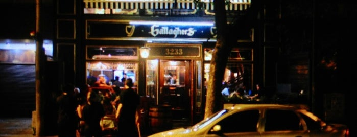 Gallaghers Irish Pub is one of Lugares favoritos de Oscar.