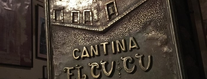 Cantina El Cu-Cu is one of Guanajuato.