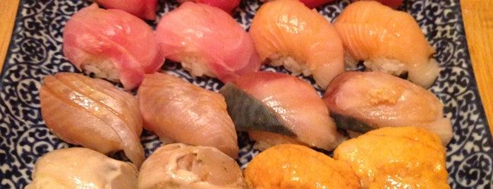 Sushi Yasuda is one of Unmissable NYC.