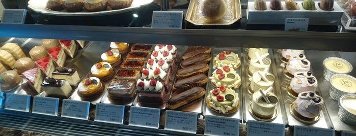 Pâtisserie Jun Ujita is one of bakery.