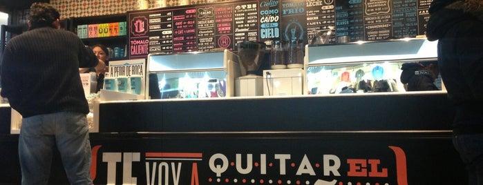 Cielito Querido Café is one of สถานที่ที่ Jessica ถูกใจ.