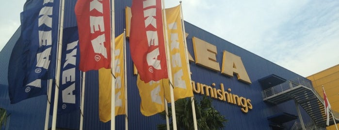 IKEA is one of To-Do in Singapore.