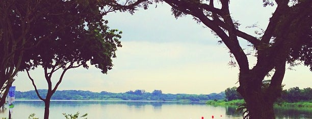 Lower Seletar Reservoir Park is one of Trek Across Singapore.