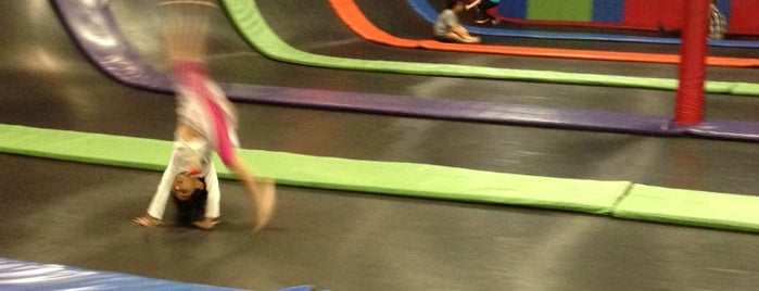 AZ Air Time Trampoline Park is one of Scottsdale.