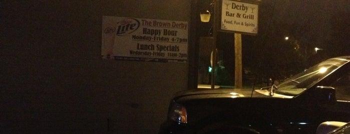 Brown derby is one of Birmingham Restaurants.