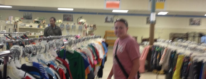 Mission Possible is one of Thrifting Spots in the Southeast.