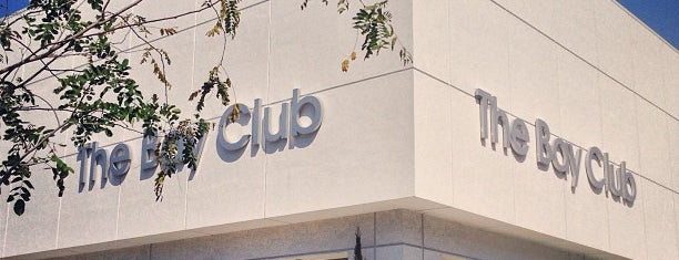 Bay Club Cupertino is one of Gyms.