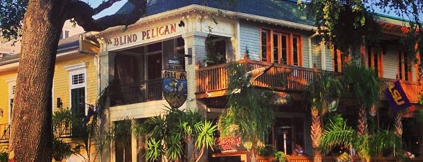 The Blind Pelican is one of Lieux sauvegardés par Dorian.
