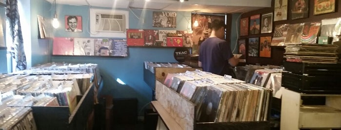 Blue Groove Soundz is one of Record Stores.