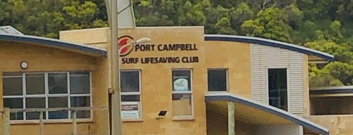Port Campbell Beach is one of Orte, die Gen gefallen.