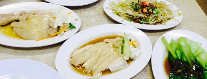 Sin Swee Kee Chicken Rice Restaurant is one of Singapore.