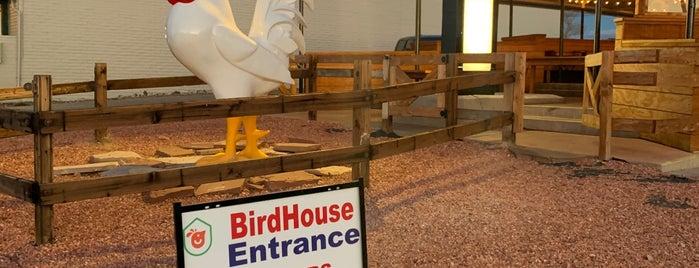 BirdHouse is one of Ruta 66.