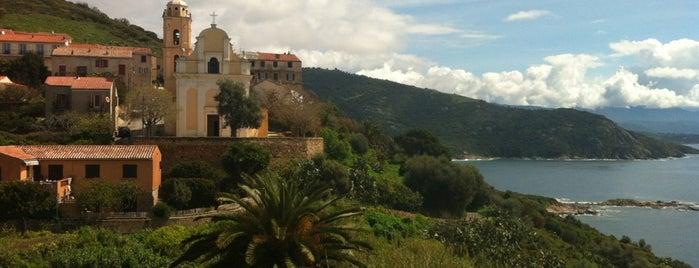 Cargèse is one of La Corse par la côte ouest.