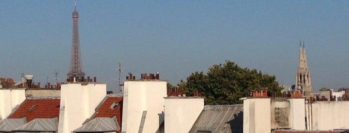 Restaurant du Montalembert is one of Paris.