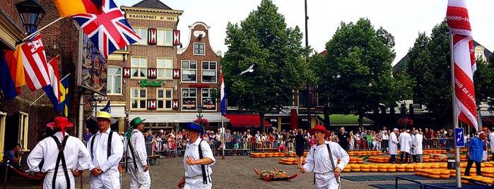 Alkmaar Kaasmarkt is one of Nl.