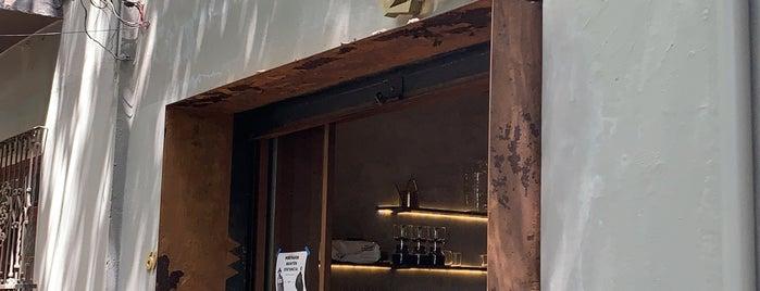 Qūentin Café is one of CDMX Coffee.