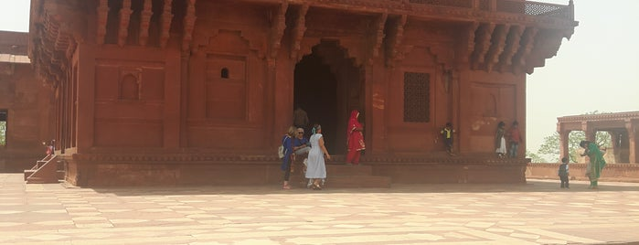 Fatepur Sikri city is one of Hindistan'da.