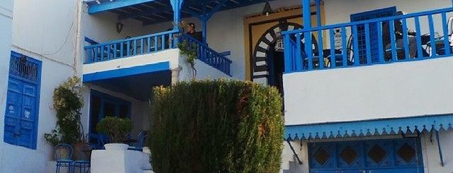 Café des Nattes is one of Love Tunisia.