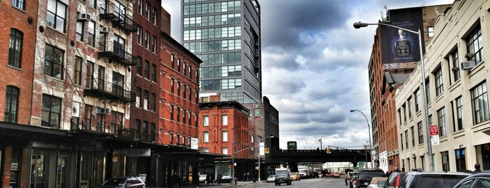Meatpacking District is one of Bronx & Manhattan Neighborhoods.