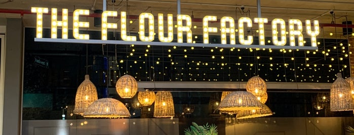 The Flour Factory is one of 🇦🇺 //PERTH// 🇦🇺.