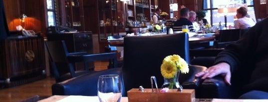 Gresham Restaurant is one of Yuroppe.