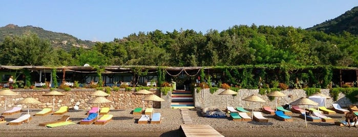 Yeni Bahçe Assos is one of Yemek yakın.