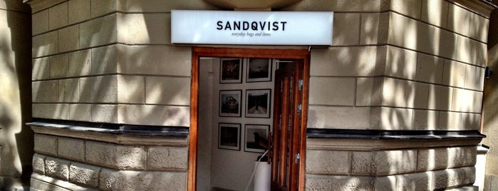 Sandqvist Shop & Studio is one of Funky Sweden.