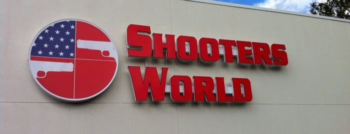 Shooters World is one of Lugares guardados de Joziel.