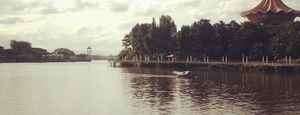 Sarawak River is one of Posti che sono piaciuti a Sam.