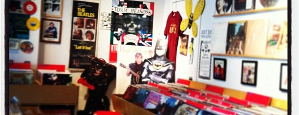 The Record Gallery is one of Together..