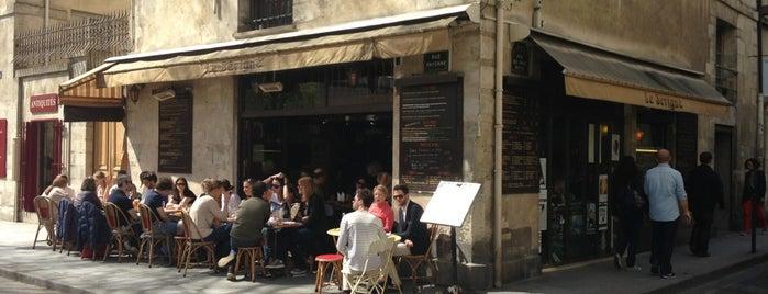 Le Sévigné is one of Paris.