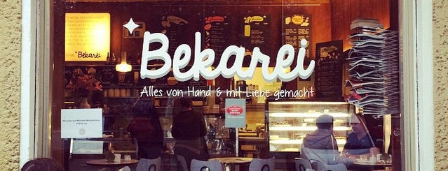 Bekarei is one of ★ Berlin.