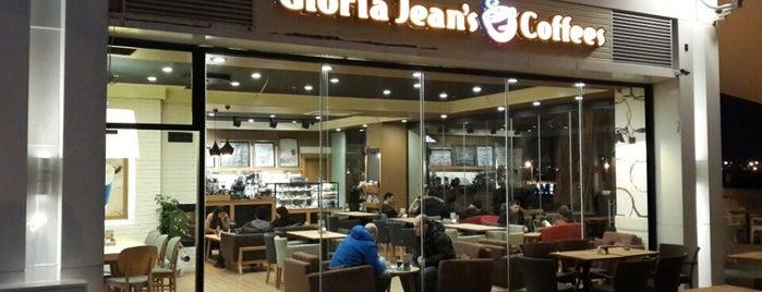 Gloria Jean's Coffees is one of สถานที่ที่ Fatma ถูกใจ.
