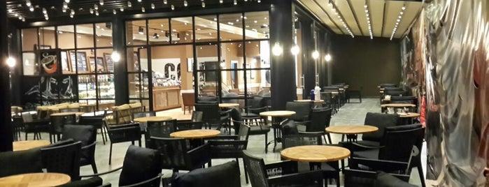 Gloria Jean's Coffees is one of Orte, die Figen gefallen.