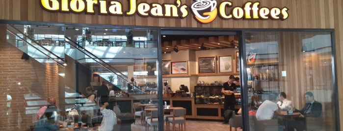 Gloria Jean's Coffees is one of Locais curtidos por Özgür.