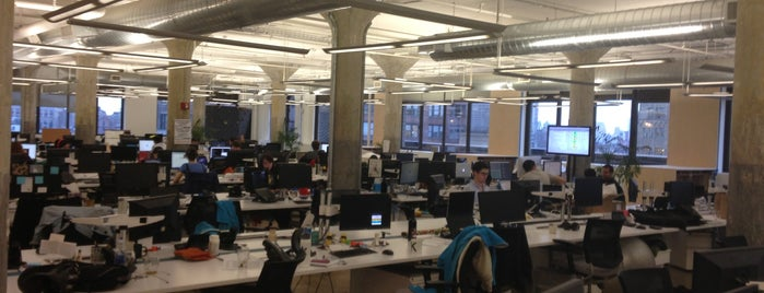 Sailthru HQ is one of NYC Work Spaces & Tech Startups.