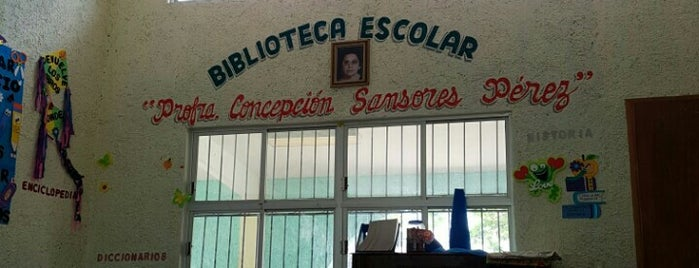 Escuela Primaria Miguel Hidalgo is one of Tempat yang Disukai Fer.
