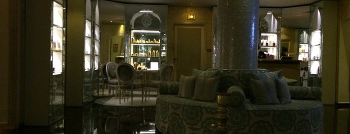 So Spa at Sofitel Marrakech is one of Lieux qui ont plu à BS.