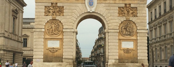 Montpellier is one of Provence Alpes Côte d'Azur.