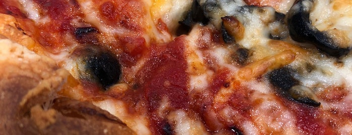 World of Pizza is one of Dmitry : понравившиеся места.